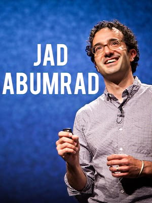 Jad Abumrad at Cullen Theater