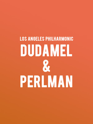 Los Angeles Philharmonic Dudamel Perlman, Hollywood Bowl, Los Angeles
