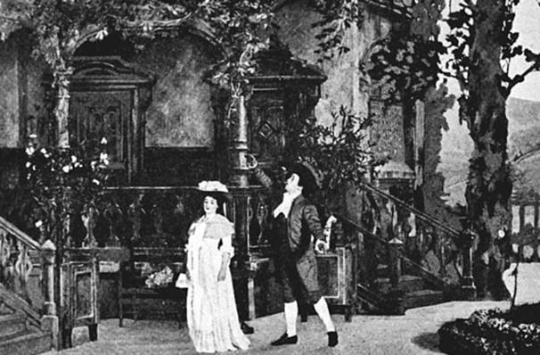 Florida Grand Opera Werther, Au Rene Theater, Fort Lauderdale