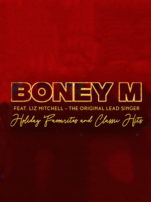 Boney M, Club Regent Casino, Winnipeg
