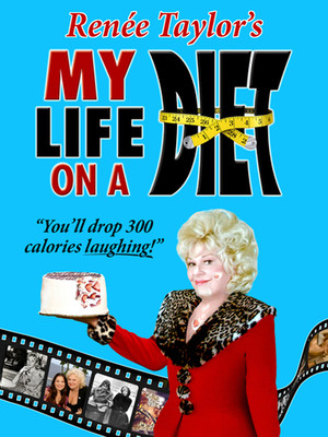 My Life On A Diet Poster