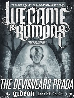 We Came As Romans, Rockwell At The Complex, Salt Lake City