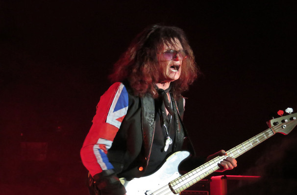Glenn Hughes, Rams Head On Stage, Baltimore
