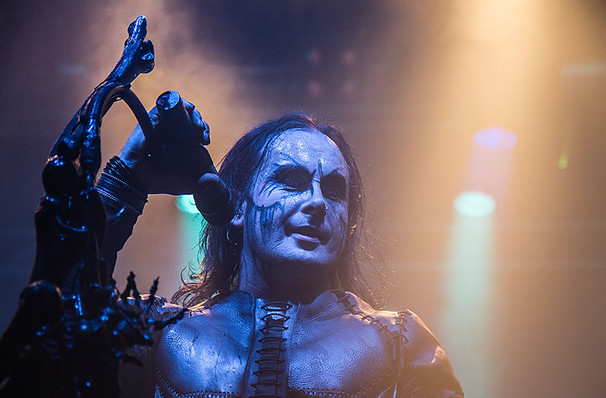 Cradle of Filth, Intersection, Grand Rapids