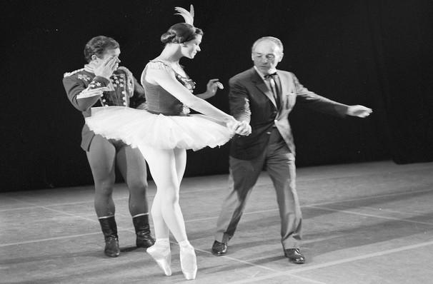 Balanchine, New York City Center Mainstage, New York