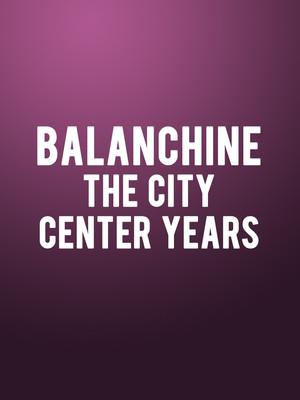 Balanchine Poster