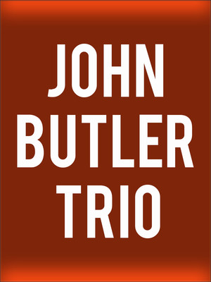 John Butler Trio at Paramount Theatre