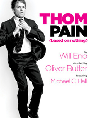 Thom Pain (based on nothing) Poster