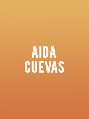 Aida Cuevas, Grand 1894 Opera House, Galveston