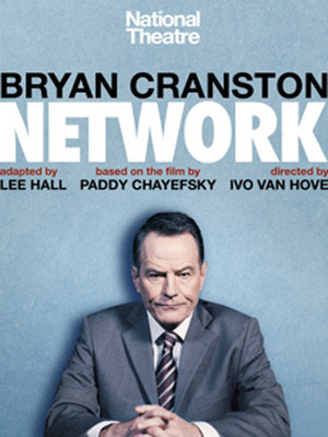 Network, Belasco Theater, New York