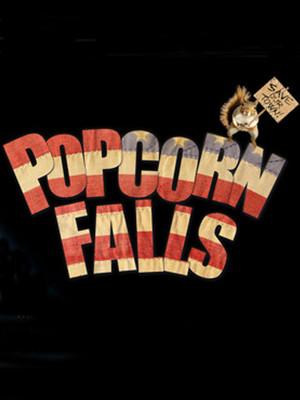Popcorn Falls Poster