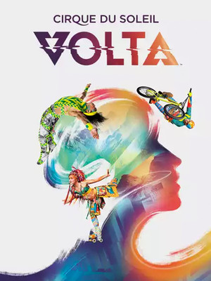 Cirque Du Soleil - Volta Poster