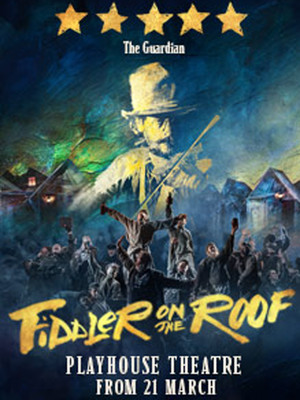 Fiddler on the Roof at Menier Chocolate Factory