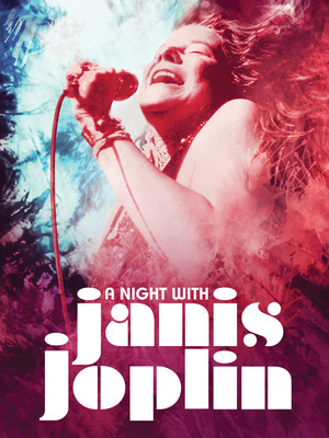 A Night With Janis Joplin, The Warfield, San Francisco