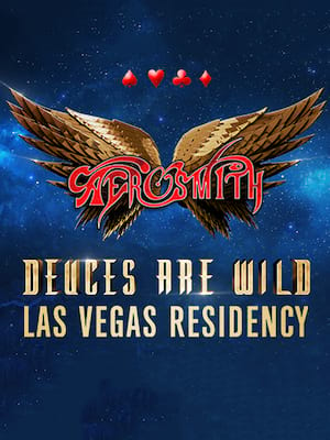 Aerosmith, Park Theater at Park MGM, Las Vegas