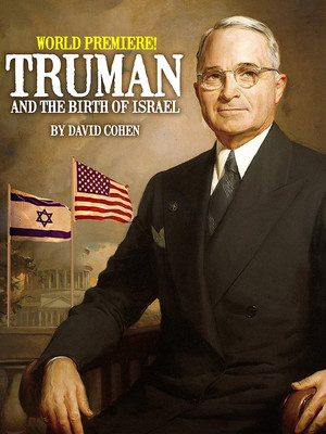 Truman and the Birth of Israel Poster