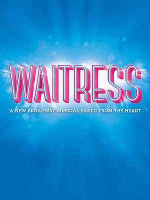 Waitress at Adelphi Theatre