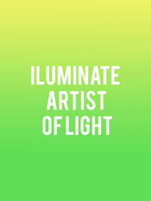 iLuminate Artist of Light Poster