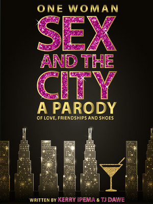 One Woman Sex and the City at The Theater Center
