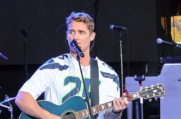 Brett Young, The Grammy Museum, Los Angeles