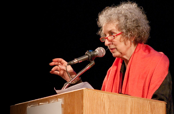 Margaret Atwood, Centre In The Square, Kitchener