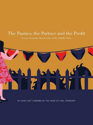The Panties, The Partner and The Profit Poster