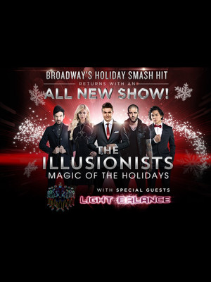 The Illusionists - Magic of the Holidays Poster