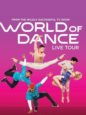 World of Dance, Orpheum Theater, Los Angeles