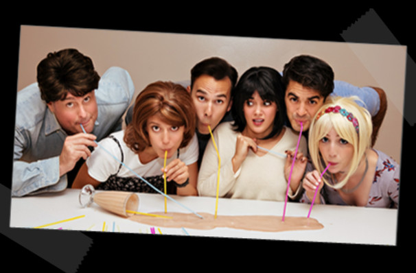 Friends - The Musical Parody dates for your diary