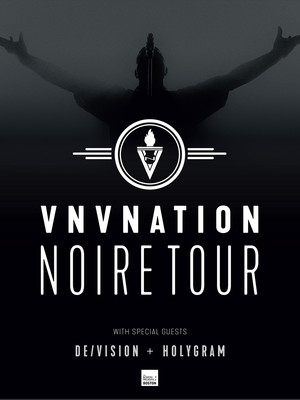 VNV Nation at Marquee Theatre
