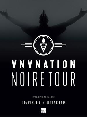 VNV Nation, Marquee Theatre, Tempe