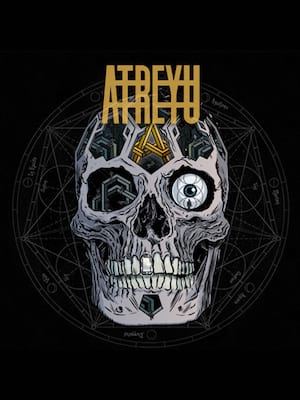 Atreyu at Cargo At CommRow