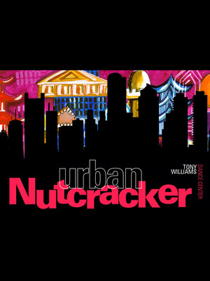 Urban Nutcracker Poster