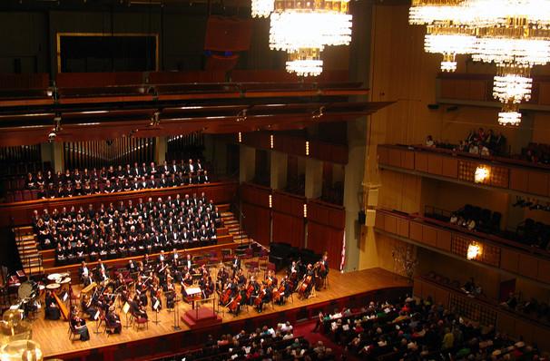 National Symphony Orchestra Ashley Brown, Kennedy Center Concert Hall, Washington
