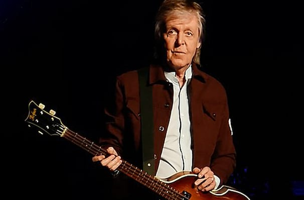 Paul McCartney, SAP Center, San Jose