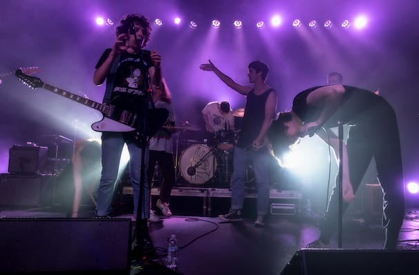 Car Seat Headrest, Paper Tiger, San Antonio