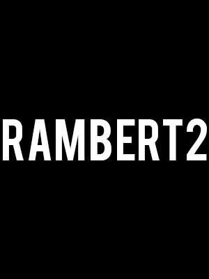 Rambert2 Poster