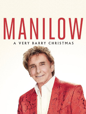 Barry Manilow - A Very Barry Christmas Poster