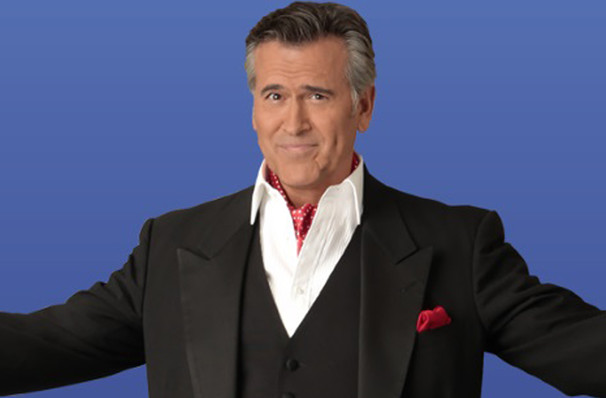 Last Fan Standing - Bruce Campbell's one night visit to Tucson