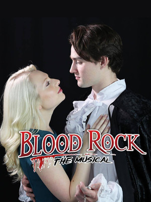 Blood Rock: The Musical Poster