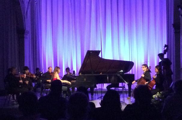 Helen Jane Long in Concert, San Francisco Conservatory Of Music, San Francisco