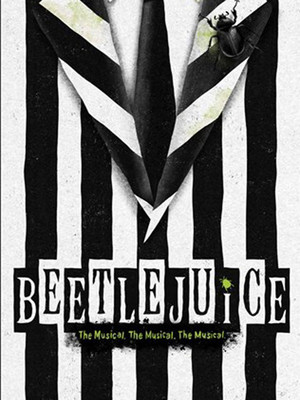 Beetlejuice, Winter Garden Theater, New York