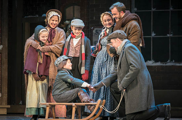 A Christmas Carol, Hanover Theatre for the Performing Arts, Worcester