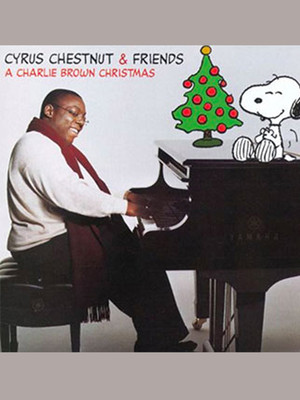 Cyrus Chestnut: A Charlie Brown Christmas Poster
