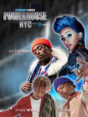 Powerhouse - Cardi B, Lil Uzi Vert, G-Eazy, Ella Mai Poster