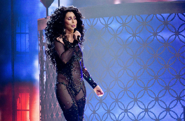 Cher, Madison Square Garden, New York