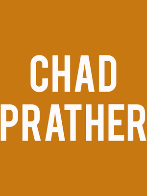 Chad Prather at Bing Crosby Theater