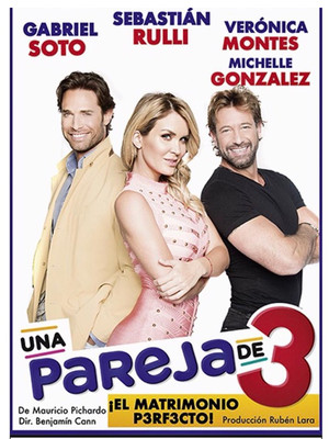 Pareja de 3 at Balboa Theater