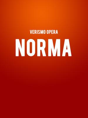 Verismo Opera Norma, Bergen Performing Arts Center, New York