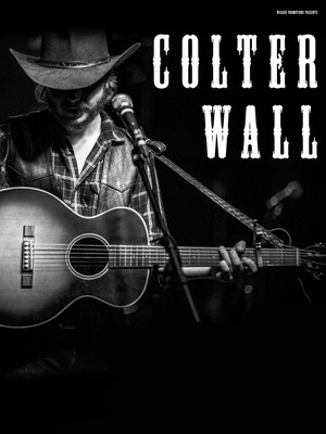 Colter Wall at Madrid Theatre